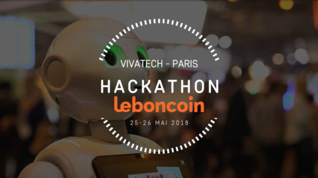Hackathon by Le Bon Coin