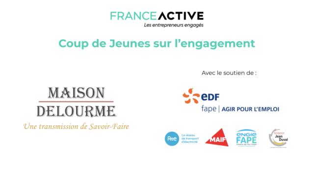 France Active – Coup de Jeunes sur l'Engagement