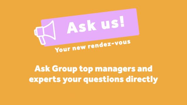 BNP Paribas – Ask Us!