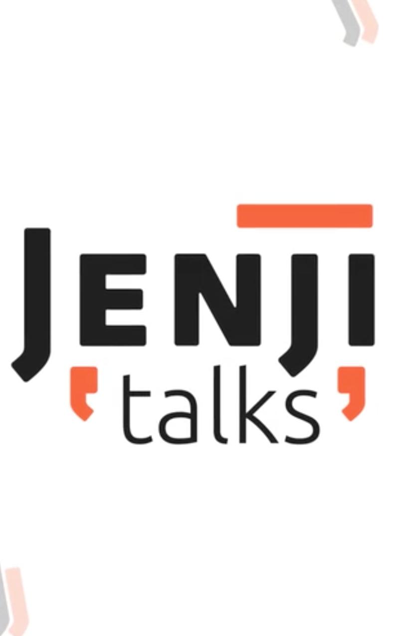 Jenji Talks